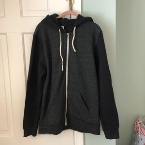 Men's NWOT Alternative Apparel XL Zip Hoodie